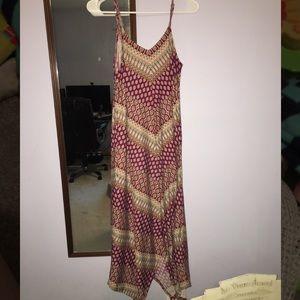 Maurices boho dress